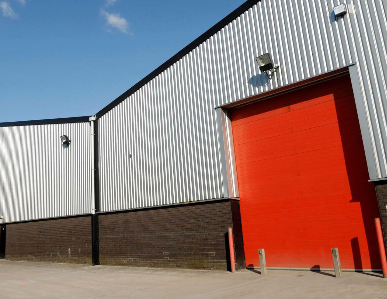 Chorley North Business Park unit