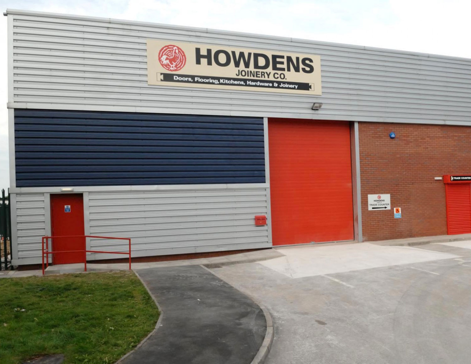 Industrial units Chorley