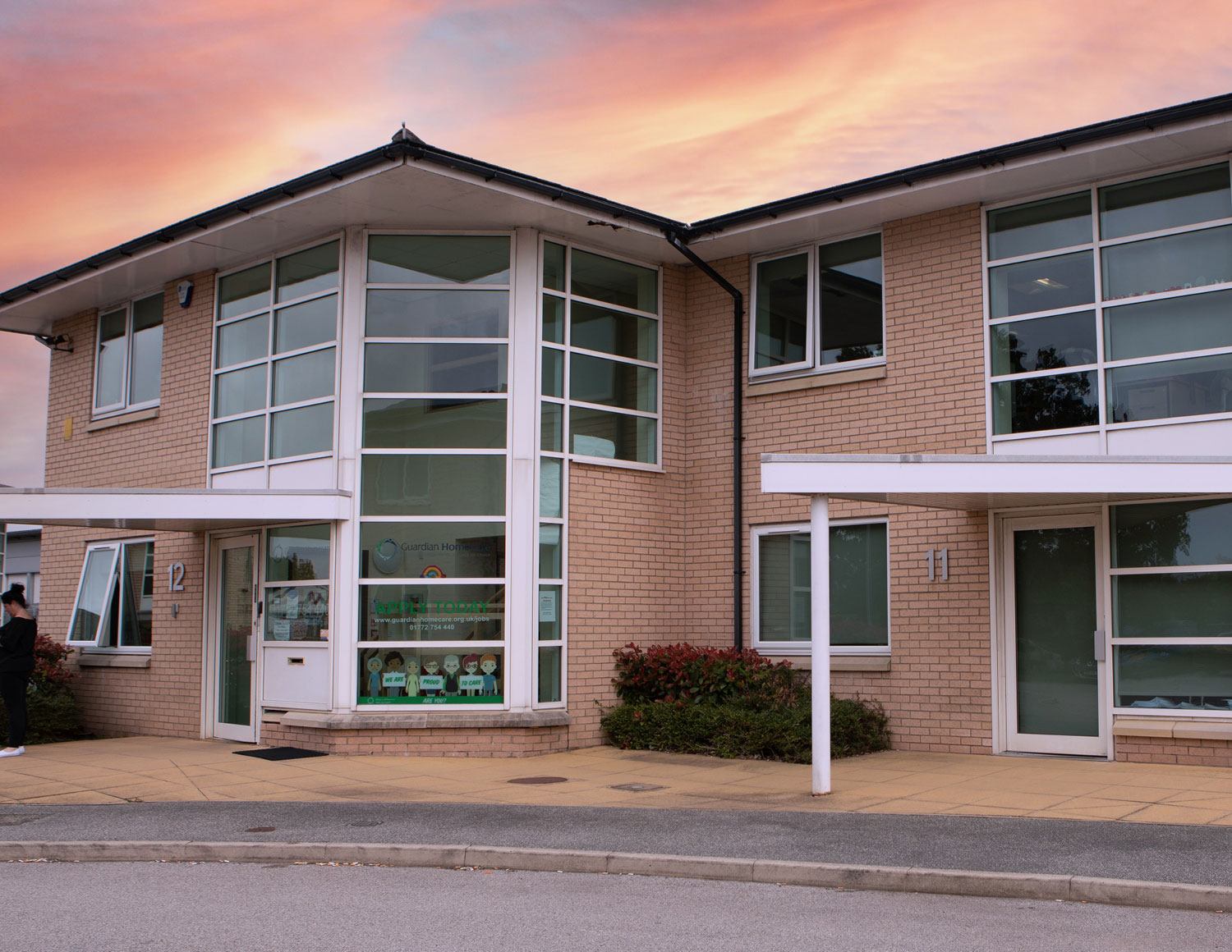 preston offices to let